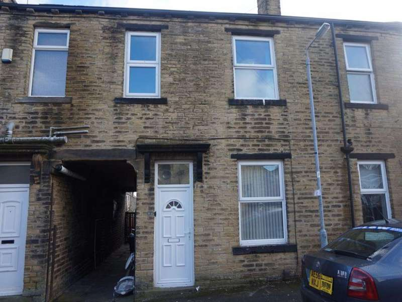 2 Bedrooms Terraced House for sale in Lidget Terrace, Bradford