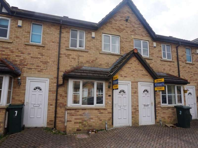 3 Bedrooms Town House for sale in Currerbell Mews, Bradford