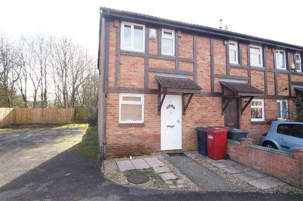 2 Bedrooms End Of Terrace House for sale in Amerden Way, Windsor Meadows, Cippenham