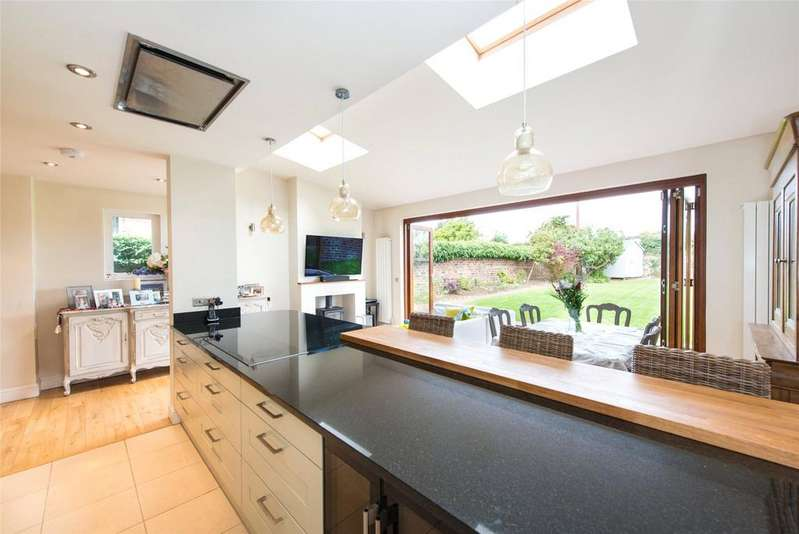 4 Bedrooms Semi Detached House for sale in 12 Craigcrook Road, Blackhall, Edinburgh, EH4