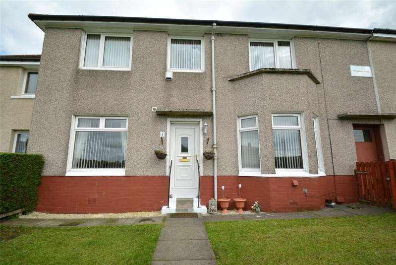 4 Bedrooms Terraced House for sale in 4 Provanmill Place, Provanmill, G33