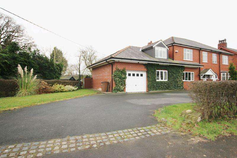 4 Bedrooms Semi Detached House for sale in Chain House Lane, Whitestake, Preston