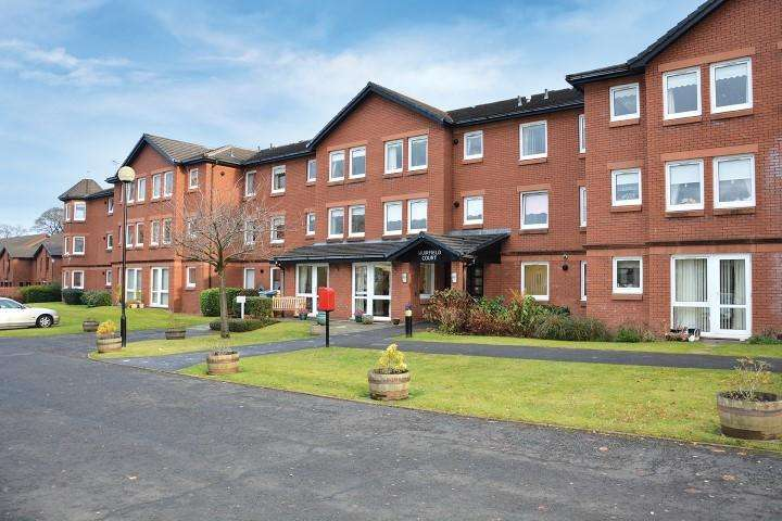 1 Bedroom Retirement Property for sale in 15 Muirfield Court, 20 Muirend Road, Muirend, G44 3QP