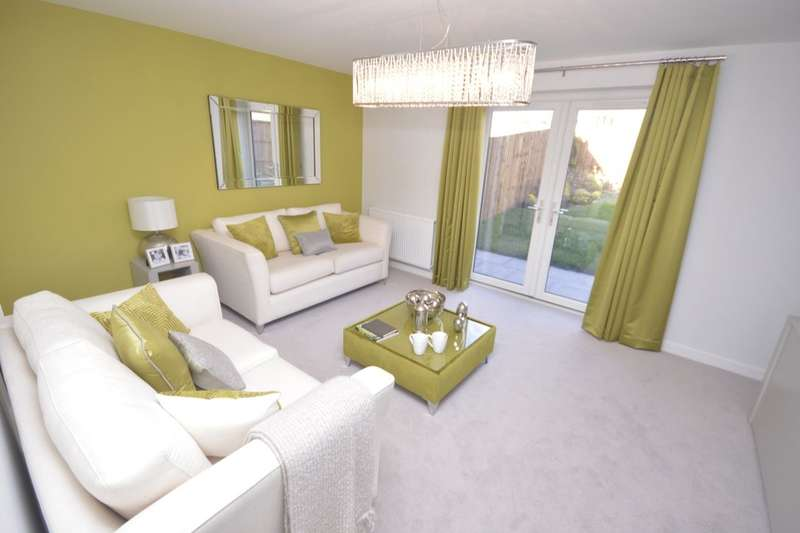 3 Bedrooms Detached House for sale in The Violet, Bucknall Grange, Eaves Lane, Stoke-On-Trent, ST2