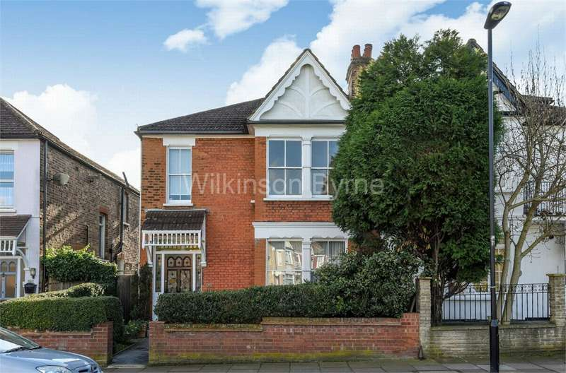 2 Bedrooms Flat for sale in Warwick Road, Bounds Green