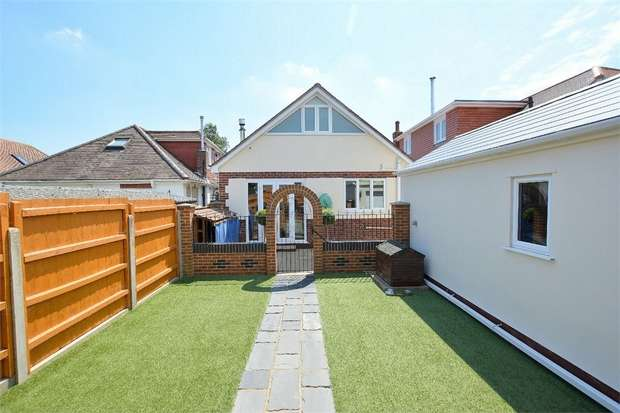 Detached Bungalow for sale in Brierley Road, Northbourne, Bournemouth