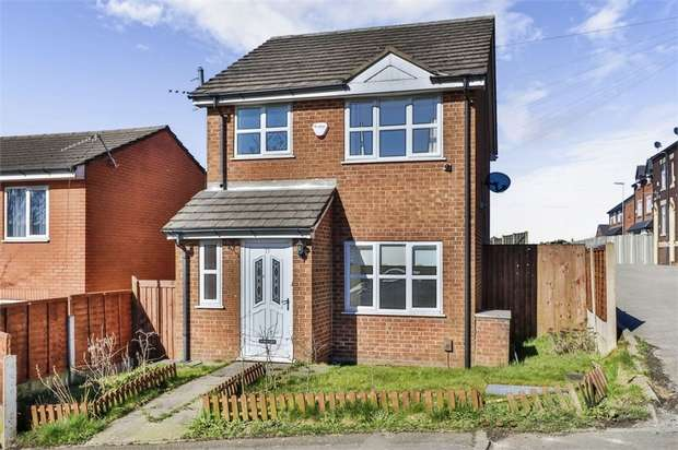 3 Bedrooms Detached House for sale in Crompton Street, Oldham, Lancashire