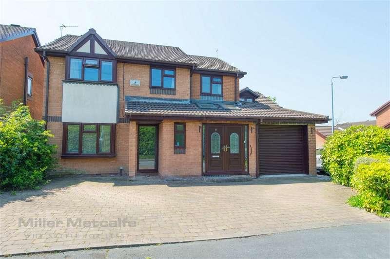 4 Bedrooms Detached House for sale in Little Harwood Lee, Harwood, Bolton, Lancashire