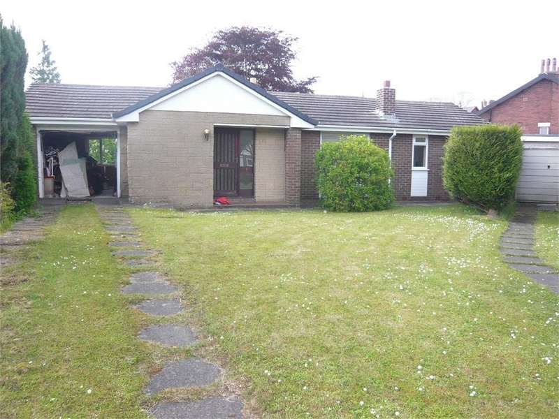3 Bedrooms Detached Bungalow for sale in 7 Woodcrest, Wilpshire, Blackburn