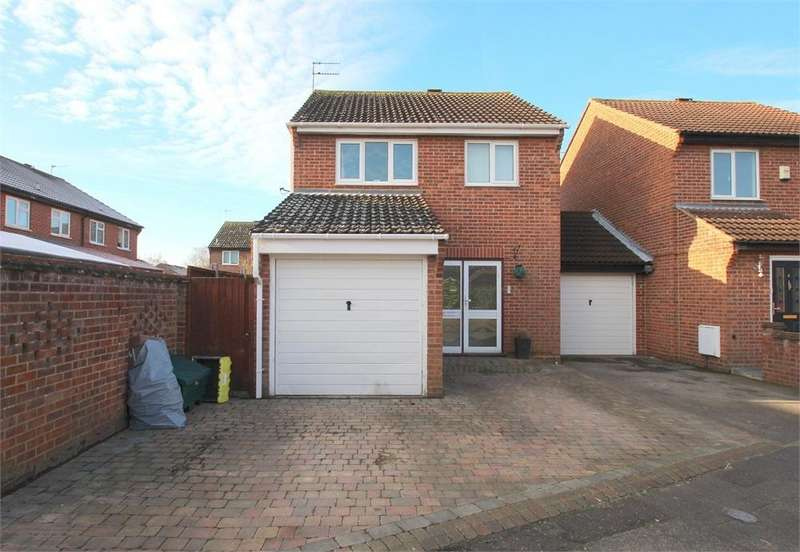 3 Bedrooms Detached House for sale in Maraschino Crescent, Holt Drive, COLCHESTER, Essex