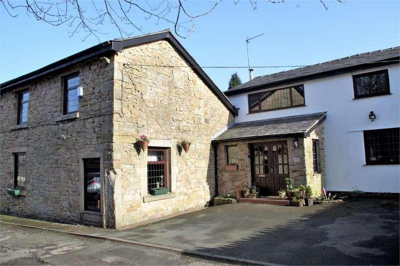 4 Bedrooms Detached House for sale in 9 Victoria Terrace, Mellor Brook, Mellor, Blackburn