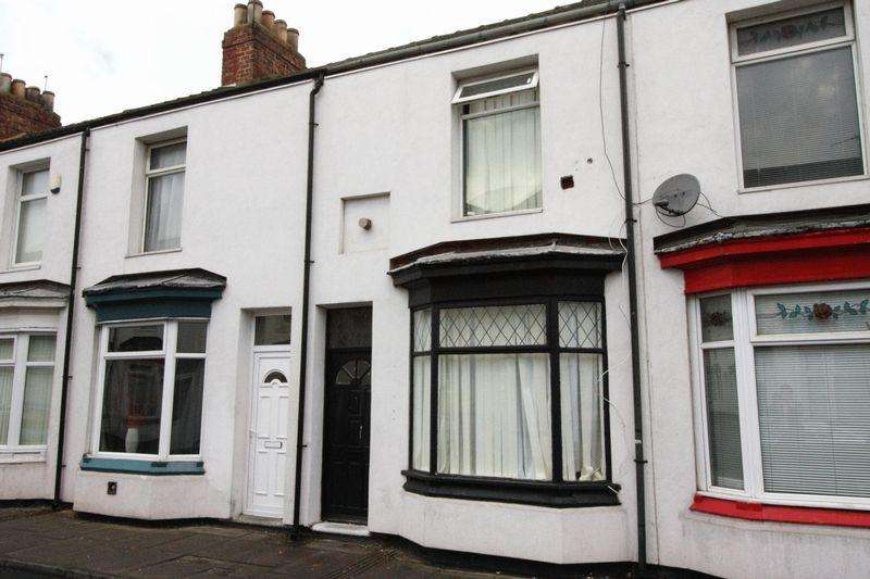 2 Bedrooms Terraced House for sale in Longford Street, Middlesbrough