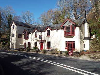 Detached House for sale in Betws-Y-Coed, Conwy, LL24