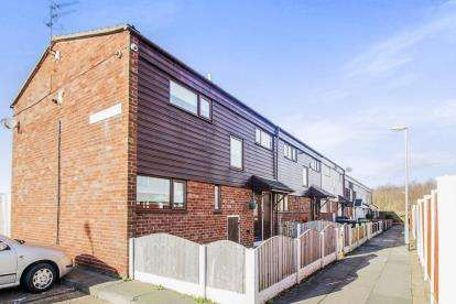 3 Bedrooms End Of Terrace House for sale in Higher End Park, Bootle, Merseyside, L30