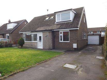 3 Bedrooms House for sale in The Croft, Goosnargh, Preston, Lancashire, PR3