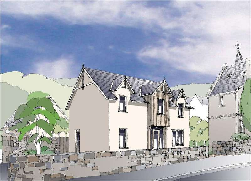 4 Bedrooms Detached House for sale in The Braan, Perth Road, Little Dunkeld, Perthshire, PH8 0AA