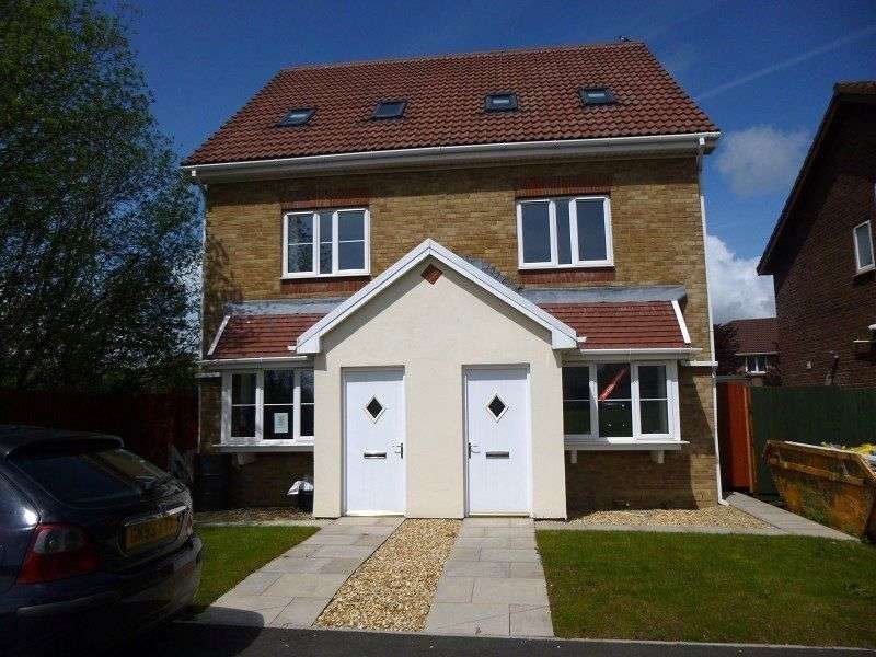 4 Bedrooms Semi Detached House for sale in Rowan Tree Avenue, Baglan, Port Talbot, Neath Port Talbot. SA12 8EZ