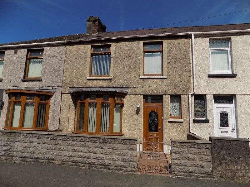 3 Bedrooms Terraced House for sale in Duke Street, Port Talbot, Neath Port Talbot. SA13 1NA