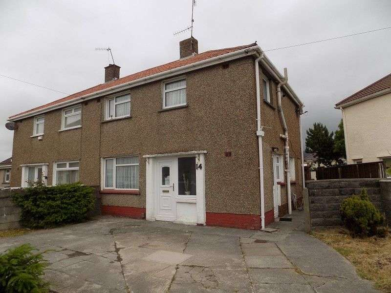 3 Bedrooms Semi Detached House for sale in Farmfield Avenue, Sandfields Estate, Port Talbot, Neath Port Talbot. SA12 7HD
