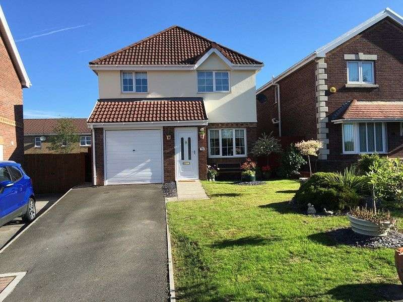 4 Bedrooms Detached House for sale in Rowan Tree Avenue, Baglan, Port Talbot, Neath Port Talbot. SA12 8EZ