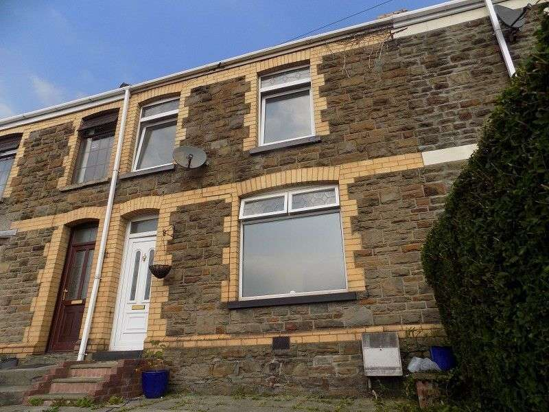 3 Bedrooms Terraced House for sale in Glen View Terrace, Port Talbot, Neath Port Talbot. SA12 8HR