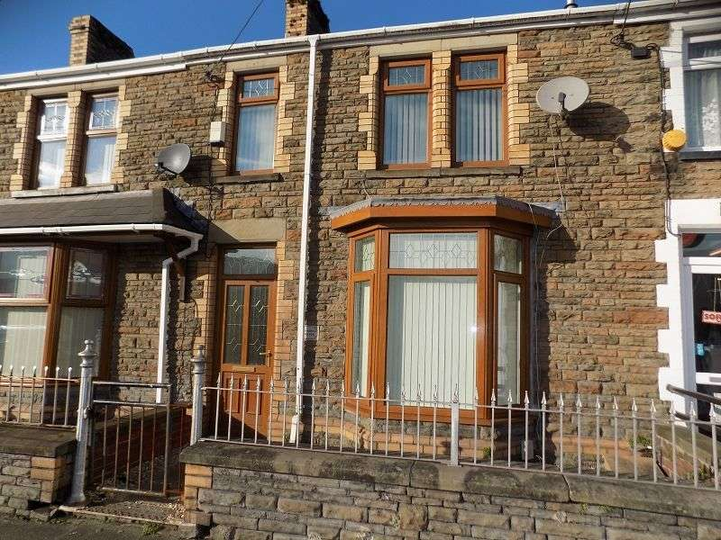 3 Bedrooms Terraced House for sale in Cattybrook Terrace, Cwmavon, Port Talbot, Neath Port Talbot. SA12 9EE