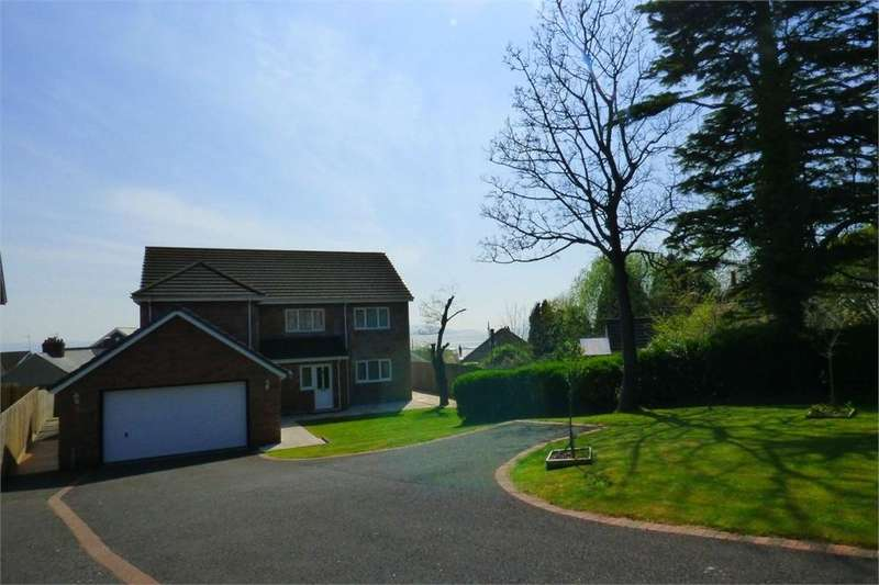 5 Bedrooms Detached House for sale in 7 Beech Grove, Pwll, Llanelli, Carmarthenshire