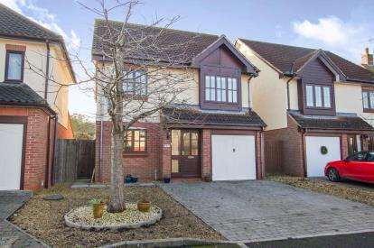 4 Bedrooms Detached House for sale in Stafford Crescent, Thornbury, Bristol, South Gloucestershire