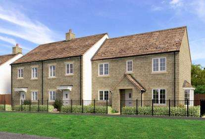House for sale in Highfields, London Road, Tetbury, Gloucestershire