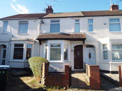 2 Bedrooms Terraced House for sale in Stevenson Road, Keresley, Coventry