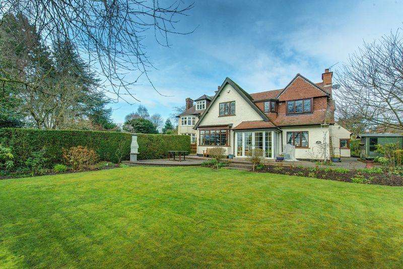 5 Bedrooms Detached House for sale in BURTON ROAD, LITTLEOVER