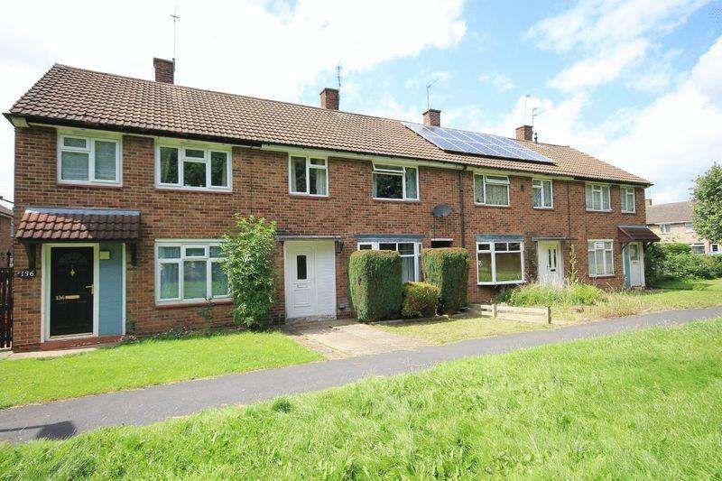 3 Bedrooms Terraced House for sale in HOLBROOK ROAD, ALVASTON