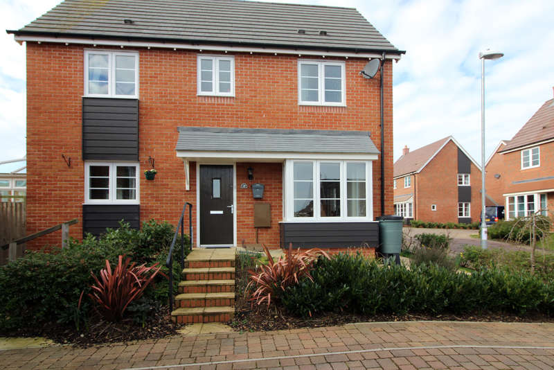3 Bedrooms Detached House for sale in Cooper Street, Malvern, Malvern, WR14