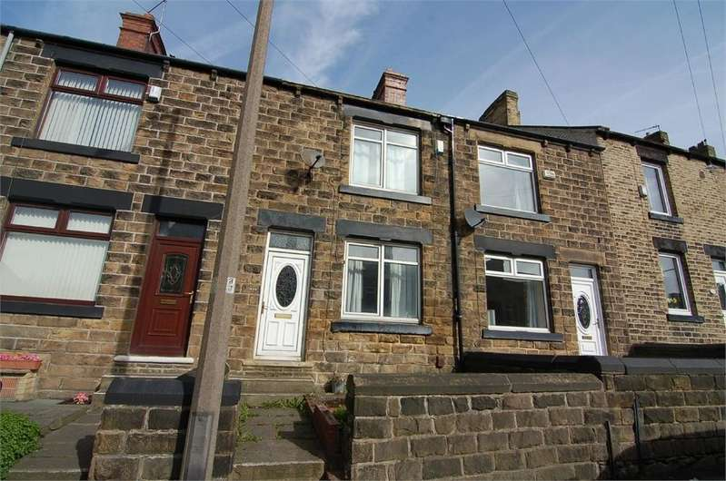 3 Bedrooms Terraced House for sale in Hough Lane, Wombwell, BARNSLEY, South Yorkshire