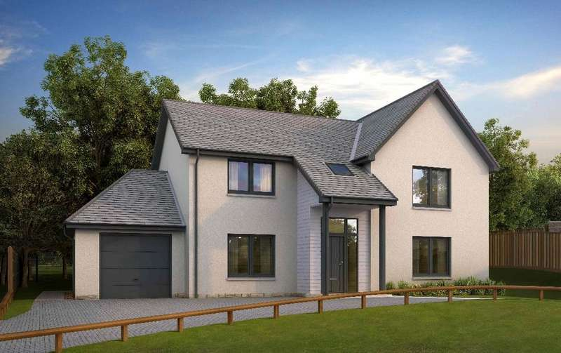 5 Bedrooms Detached House for sale in The Cloan, Plot 12, St Serfs Place, Auchterarder, Perthshire, PH3 1QS