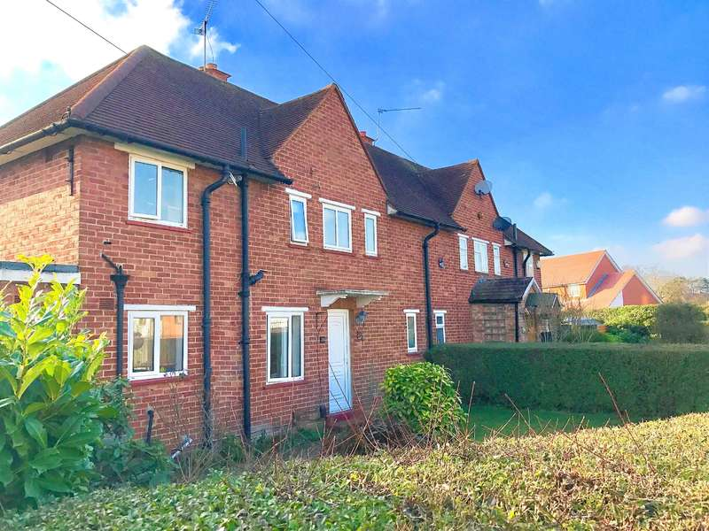 3 Bedrooms Semi Detached House for sale in South Lake Crescent, Woodley, Reading, RG5 3QJ