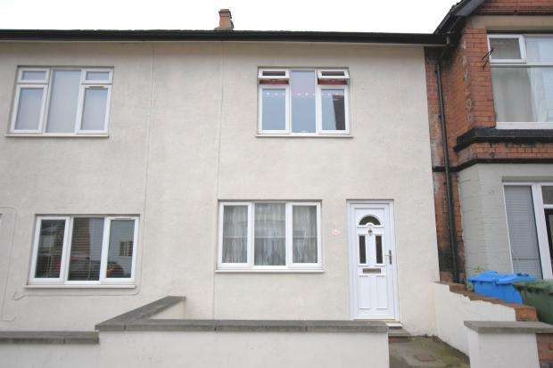 2 Bedrooms Terraced House for sale in Seamer Road, Scarborough, North Yorkshire YO12 4EF