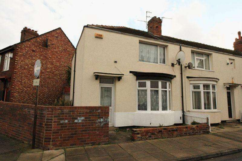 2 Bedrooms Terraced House for sale in Leven Street, Middlesbrough