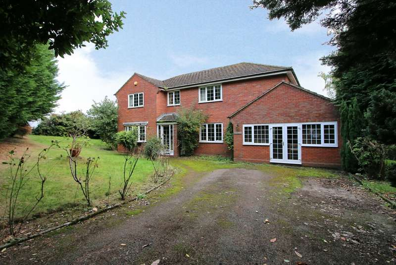4 Bedrooms Detached House for sale in Rosebank, Crossway Green, Stourport-on-Severn, DY13