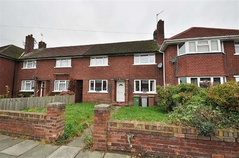 3 Bedrooms Terraced House for sale in Broadway, Greasby