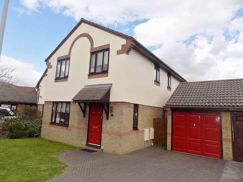 4 Bedrooms Detached House for sale in The Burrows , Porthcawl, Bridgend. CF36 5AJ