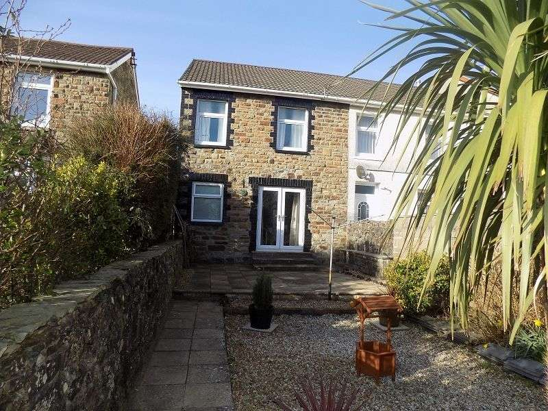 2 Bedrooms Semi Detached House for sale in Bryn Road, Brynmenyn, Bridgend, CF32 9LU
