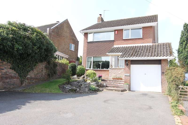 3 Bedrooms Detached House for sale in Hall Lane, Hagley, Stourbridge, DY9