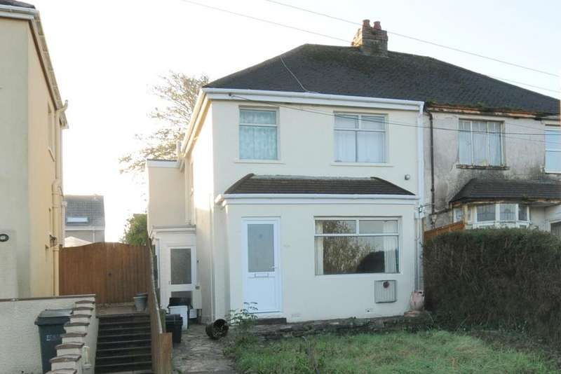 4 Bedrooms Semi Detached House for sale in Barton Avenue, Paignton