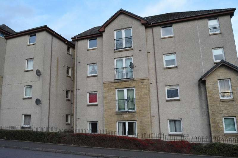 2 Bedrooms Flat for sale in Ladysmill Court, Falkirk, Falkirk, FK2 9AP