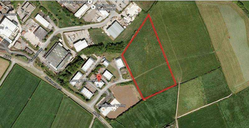 Land Commercial for sale in Enterprise Way, Whitby