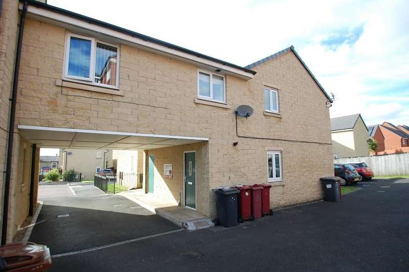1 Bedroom Flat for sale in Astbury Chase, Darwen