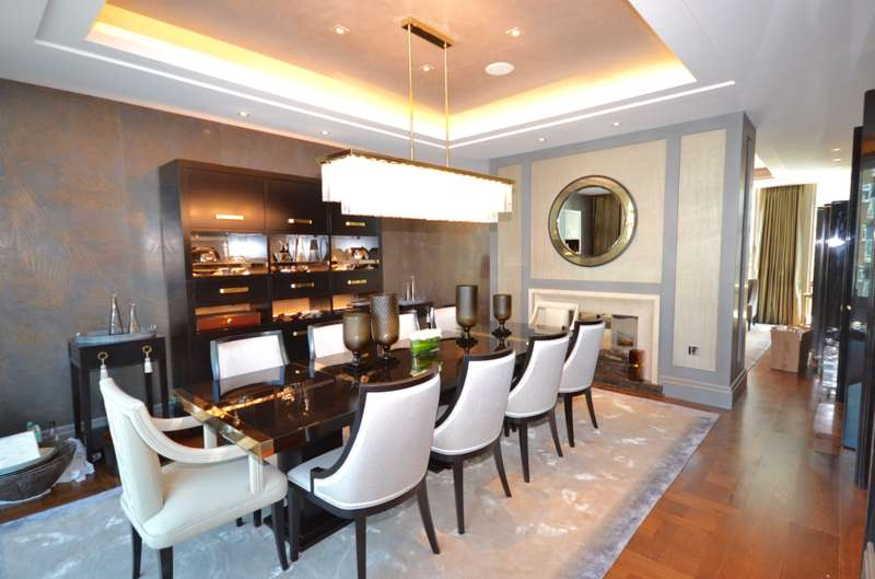 3 Bedrooms Apartment Flat for sale in Ebury Square