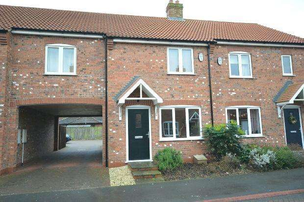 2 Bedrooms Semi Detached House for sale in Horseshoe Close, GRIMSBY