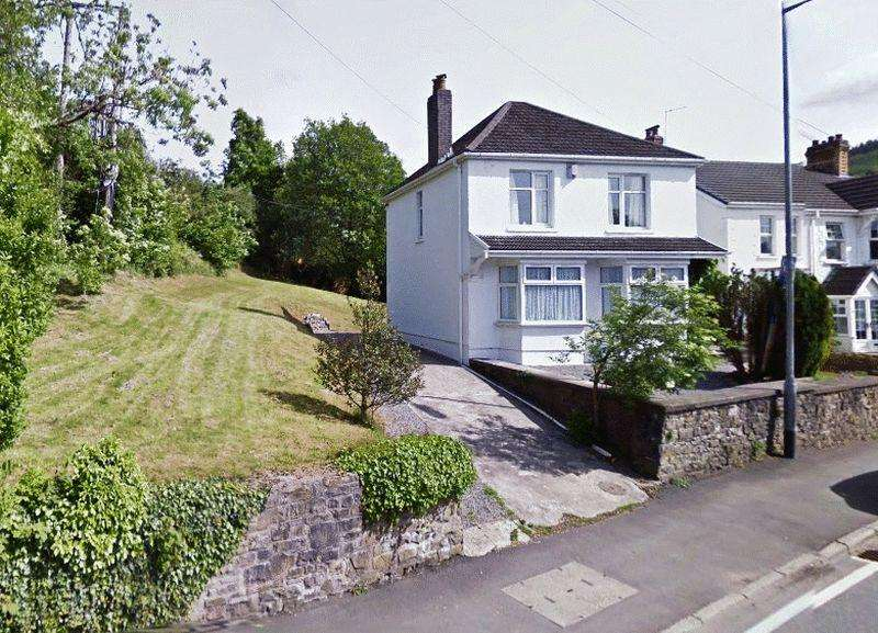 3 Bedrooms Detached House for sale in 5 High Street, Cwmgwarch, Neath, SA11 5SY